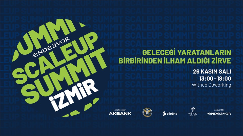 ScaleUp Summit İzmir