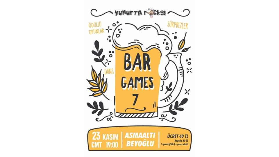Bar Games 7