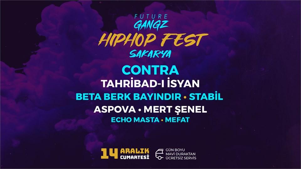 Future Gangz Hiphop Fest - Sakarya