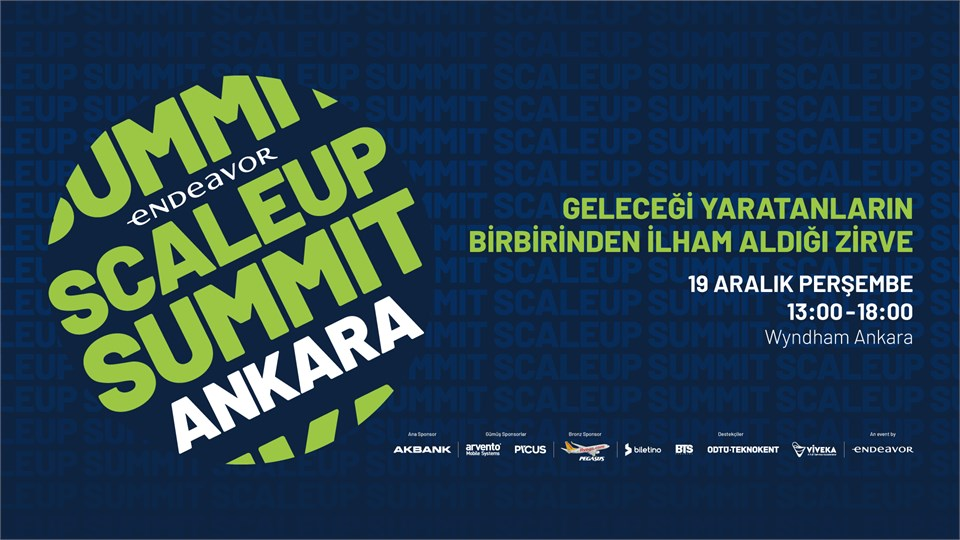 ScaleUp Summit Ankara