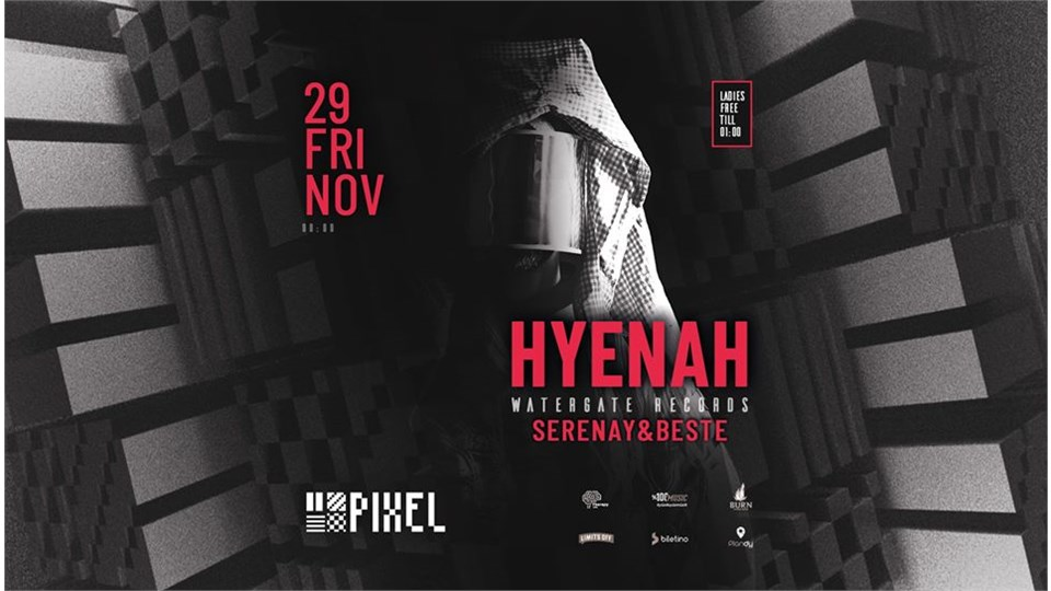Hyenah (Watergate Records,DE)