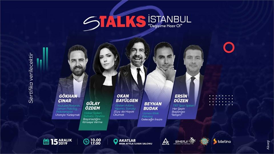 STalks İSTANBUL