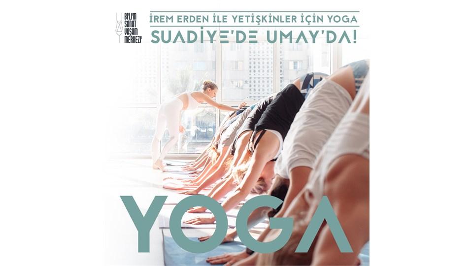 İrem Erden ile Yoga