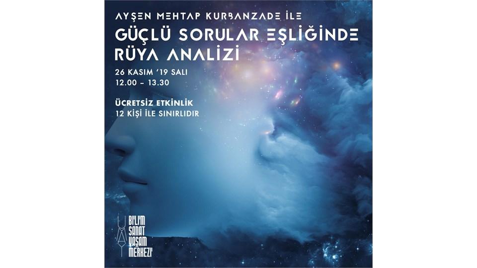 Koç Ayşen Mehtap Kurbanzade ile Güçlü Sorular Eşliğinde Rüya Analizi