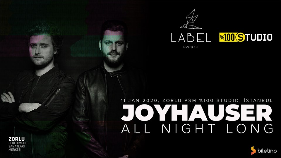 JOYHAUSER ALL NIGHT LONG