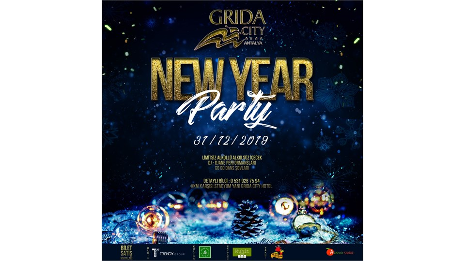 Grida New Year Party 2020