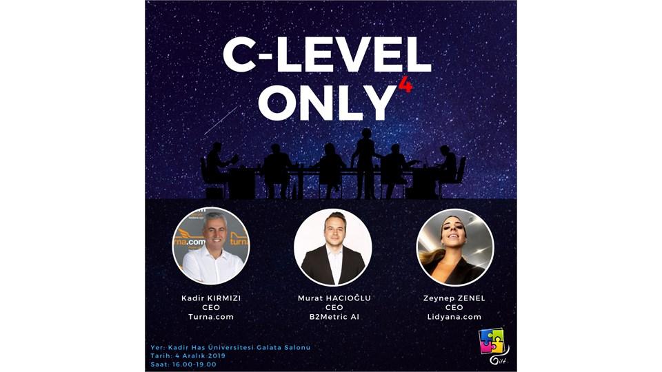 Girişimci İnovatif Liderler Takımı - C-Level