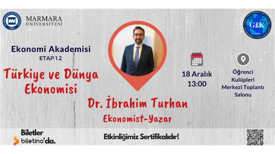 Ekonomi Akademisi Etap 1.2 [Türkiye ve Dünya Ekonomisi]
