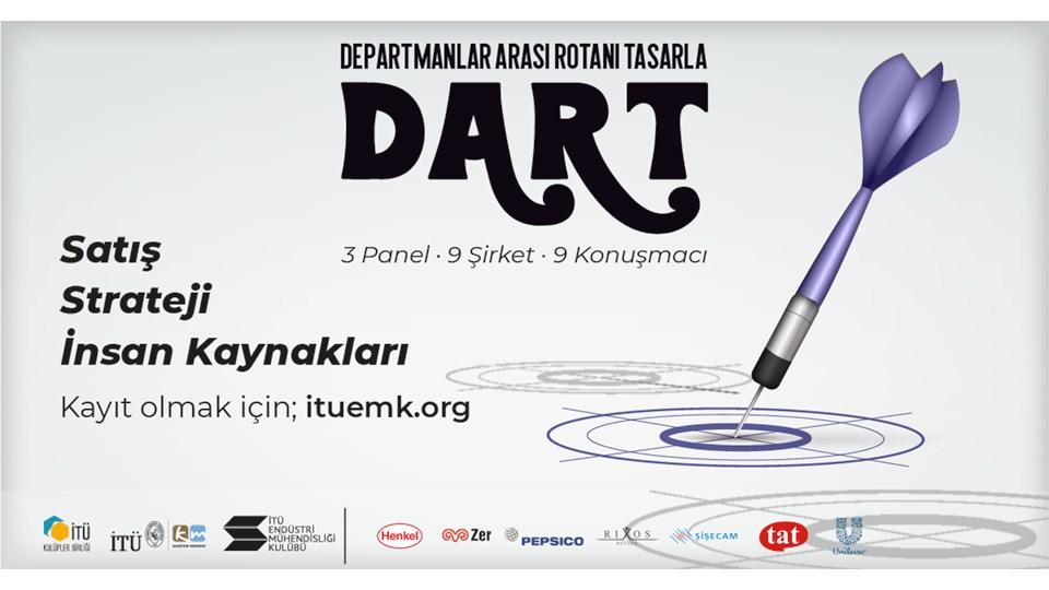 DART (Departmanlar Arası Rotanı Tasarla)