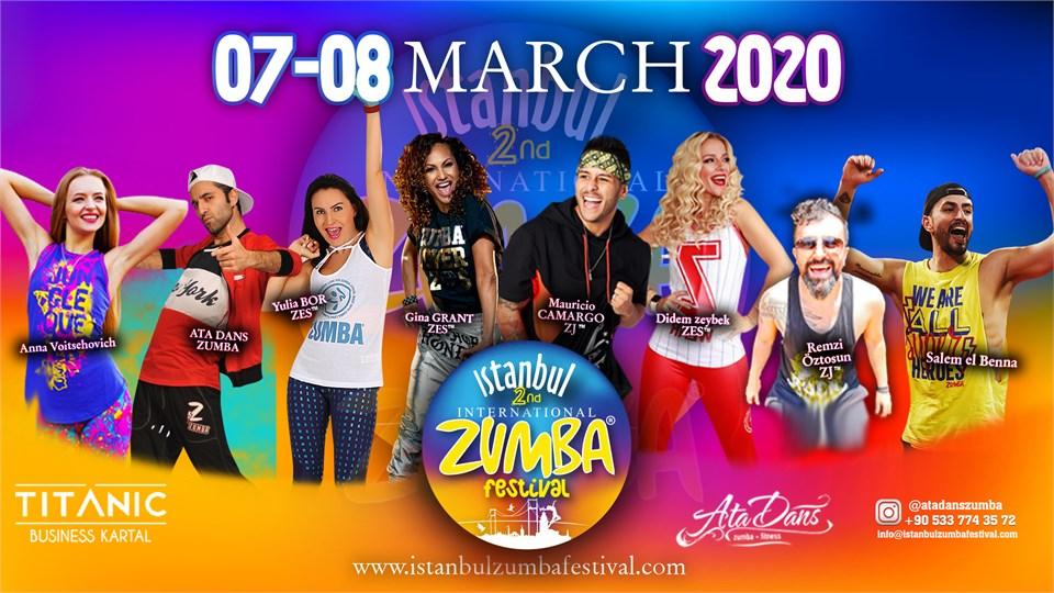 2. Uluslararası İstanbul Zumba Festivali / 2nd International Istanbul Zumba Festival