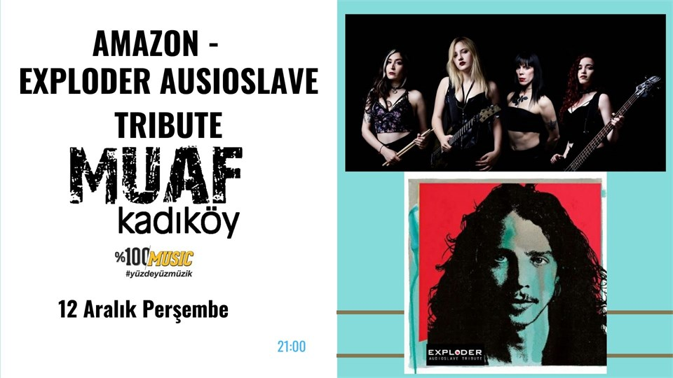 Amazon & Expolder Audioslave Tribute