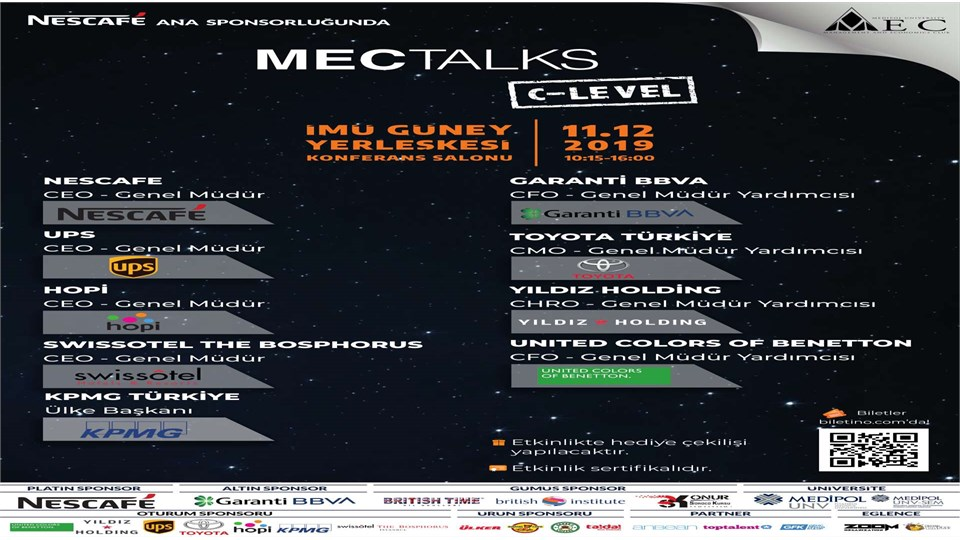 MECTALKS C-LEVEL'19