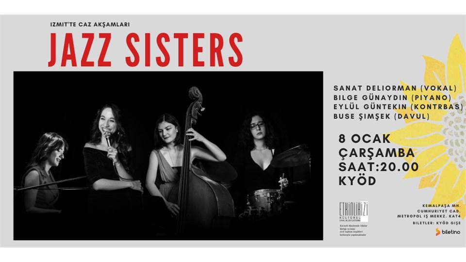 """Konser: """"Jazz Sisters"""""""