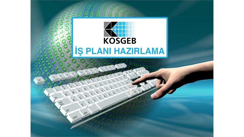 KOSGEB Girişimcilik İş Planı Hazırlama Eğitimi