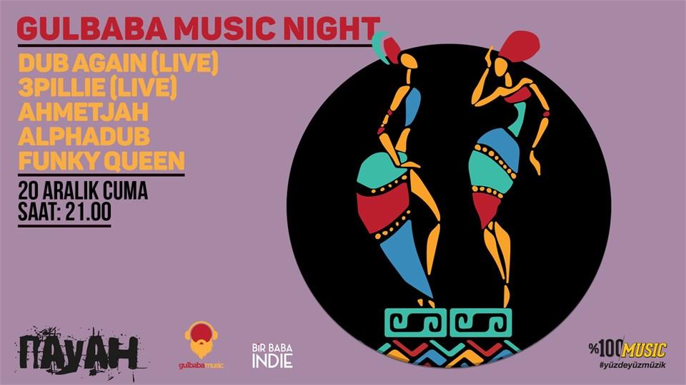 Gulbaba Music Night