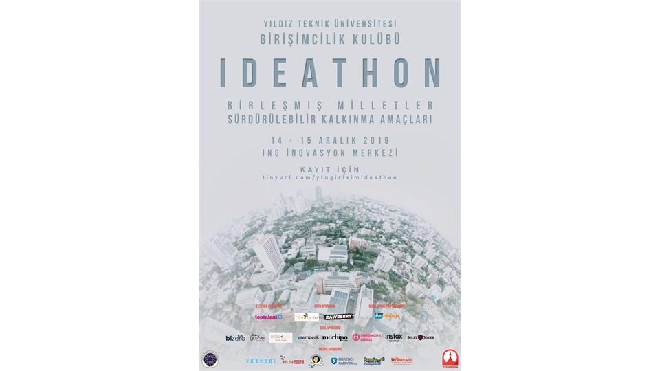 Sosyal Girişimcilik Ideathon'u