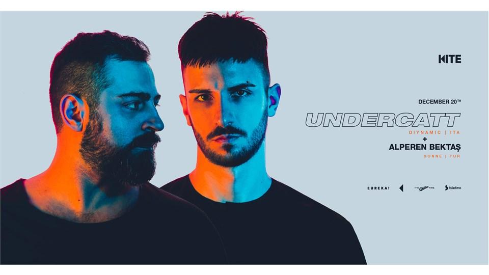 Undercatt (Diynamic Music, Italy)