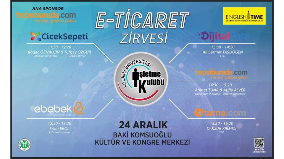 E-Ticaret Zirvesi