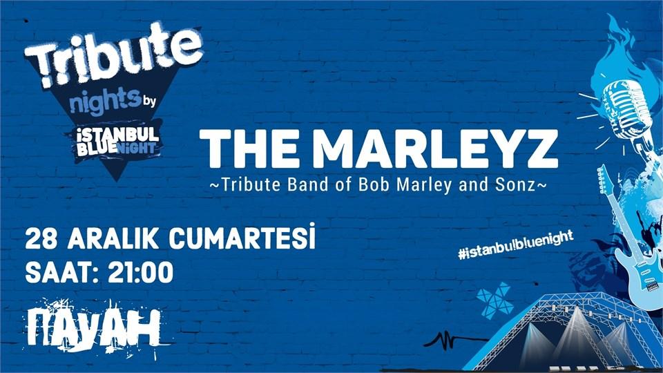 İstanbul Blue Night Sunar: The Marleyz