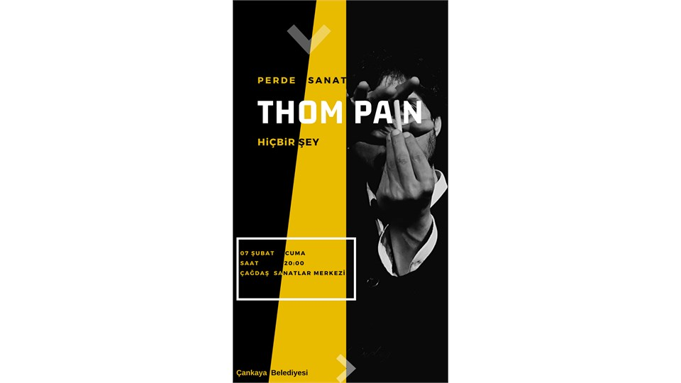 Thom Pain / CSM