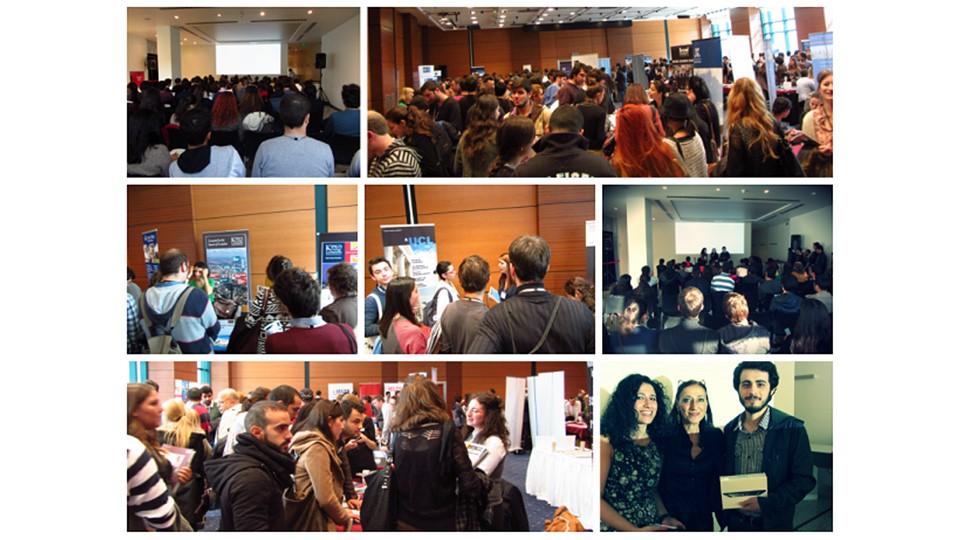 Yurtdışı Master ve PhD Eğitim Etkinliği - Ankara