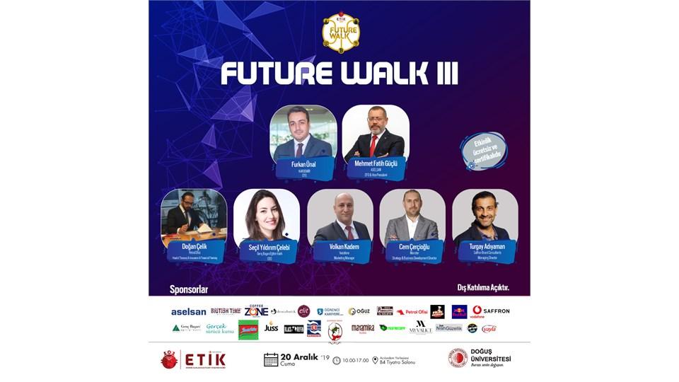 FUTURE WALK III