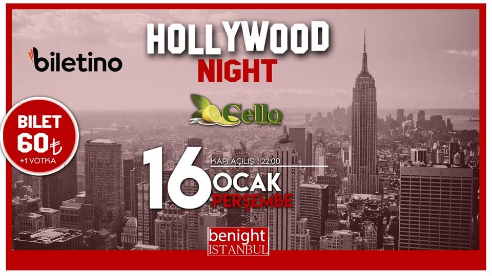 Hollywood Gecesi | Limoncello