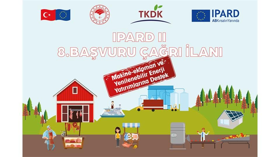 TKDK - IPARD Hibe Projeleri Hazırlama