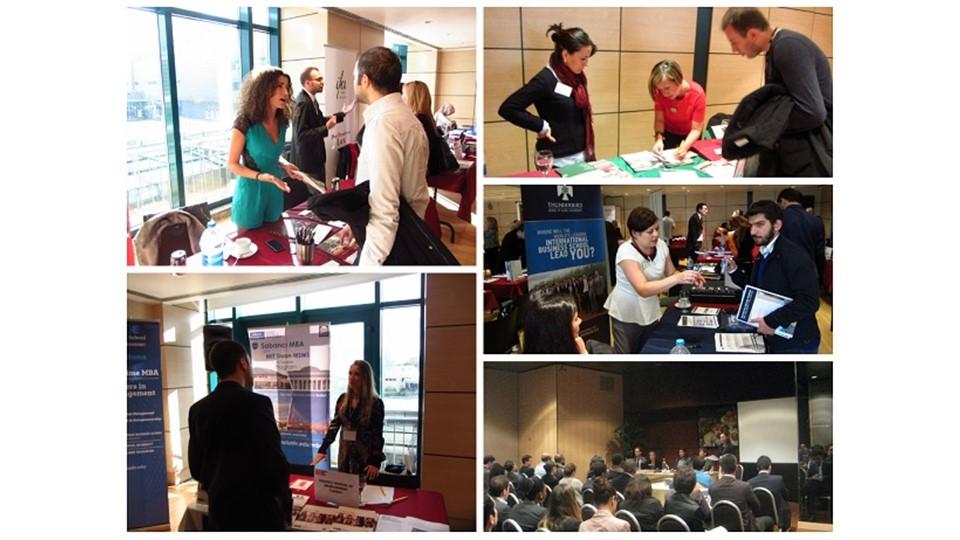 Dünyanın En İyi Uluslararası MBA Fuarı İstanbul - Ücretsiz