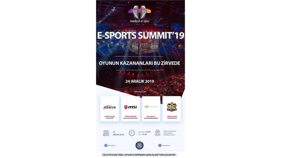 E-SPORTS SUMMIT 19'