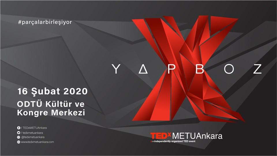 "TEDxMETUAnkara ""YAPBOZ"""