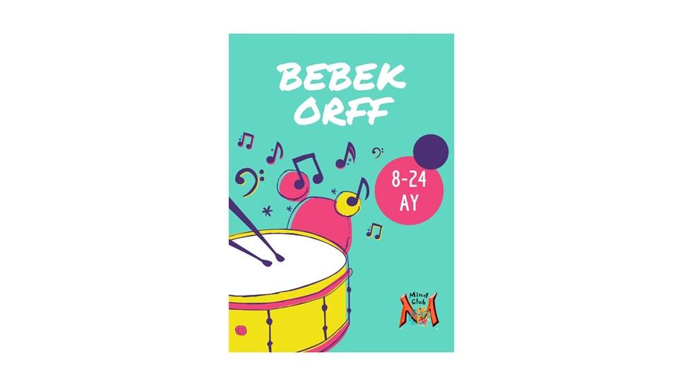 BEBEK ORFF (12-36 AY)
