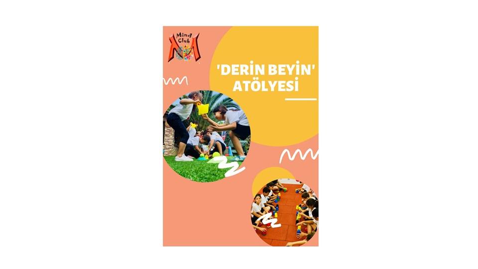 'DERİN BEYİN' ATÖLYESİ (4-6 YAŞ)