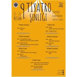9.Tiyatro Şenliği