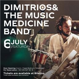 DIMITRIOS & THE MUSIC MEDICINE BAND